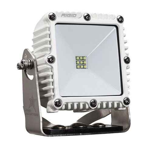 Rigid Industries 4x4 115 Degree DC Power Scene Light White Housing Excludes 1 x 2 RIGID Industries
