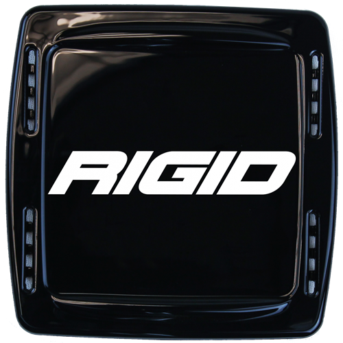 Rigid Industries Light Cover Black Q-Series Pro RIGID Industries