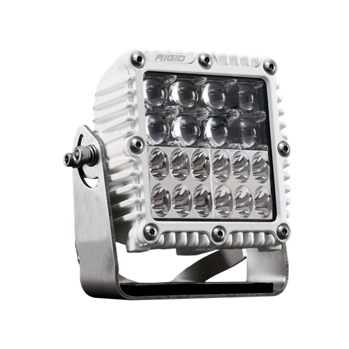 Rigid Industries Hyperspot/Driving Combo White Housing Q-Series Pro RIGID Industries