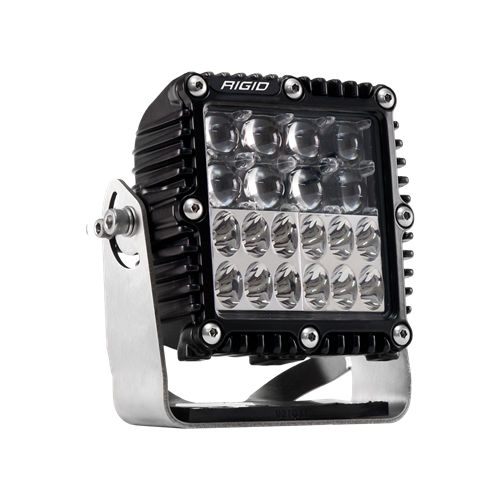 Rigid Industries Hyperspot/Driving Combo Black Housing Q-Series Pro RIGID Industries