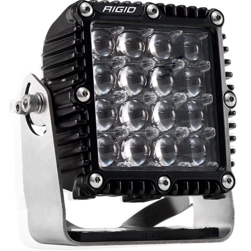 Rigid Industries Hyperspot Black Housing Q-Series Pro RIGID Industries