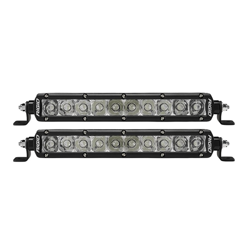 Rigid Industries 10 Inch E-Mark Spot Pair SR-Series Pro RIGID Industries