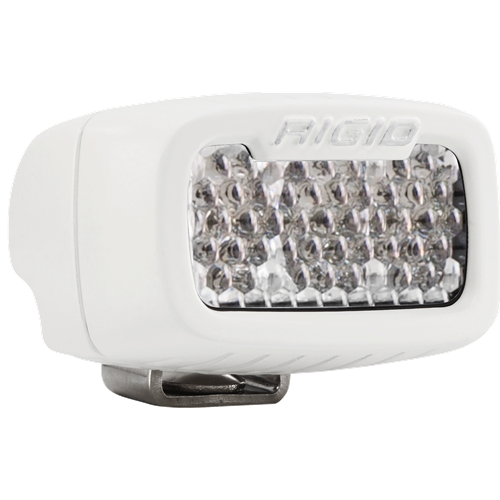 Rigid Industries Driving Diffused Surface Mount White Housing SR-M Pro RIGID Industries
