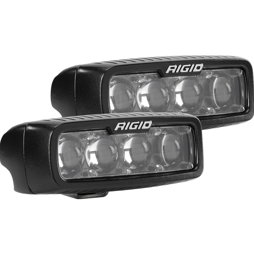 Rigid Industries Hyperspot Surface Mount Pair SR-Q Pro RIGID Industries
