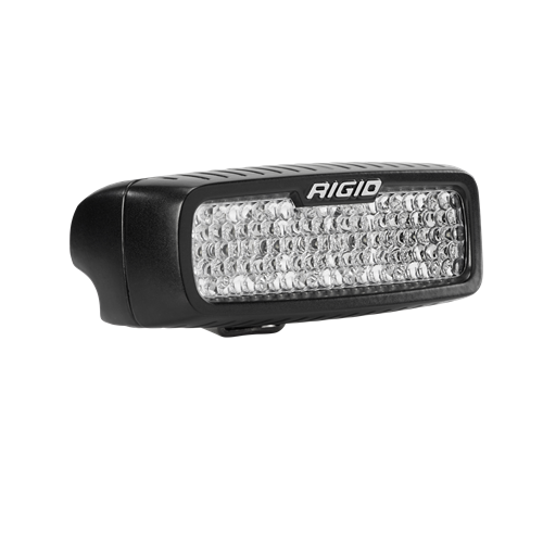 Rigid Industries Driving Diffused Surface Mount SR-Q Pro RIGID Industries