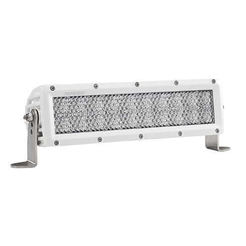 Rigid Industries 10 Inch Diffused Light White Housing E-Series Pro RIGID Industries