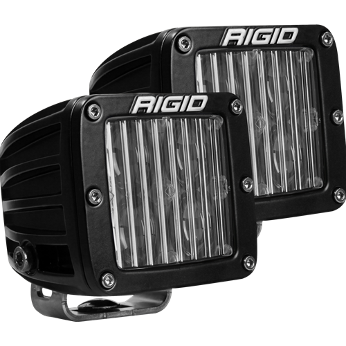 Rigid Industries SAE Fog Light Pair D-Series Pro RIGID Industries