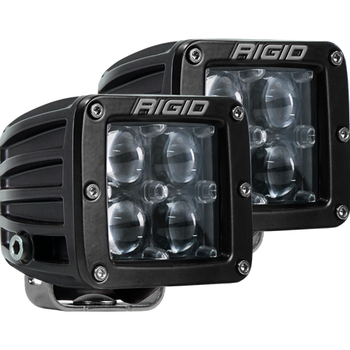Rigid Industries Hyperspot Surface Mount Pair D-Series Pro RIGID Industries