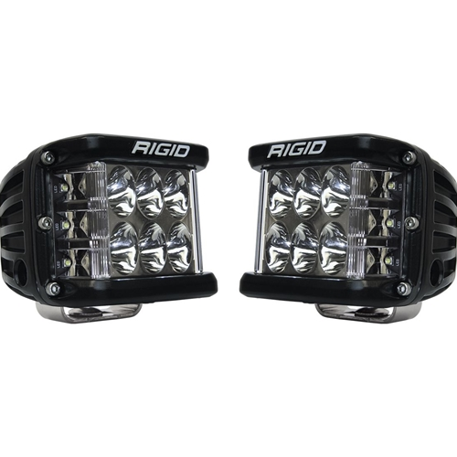 Rigid Industries Driving Surface Mount Pair D-SS Pro RIGID Industries