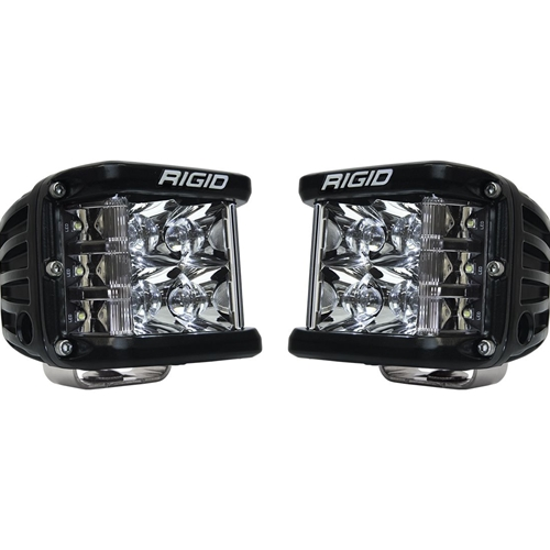 Rigid Industries Spot Surface Mount Pair D-SS Pro RIGID Industries