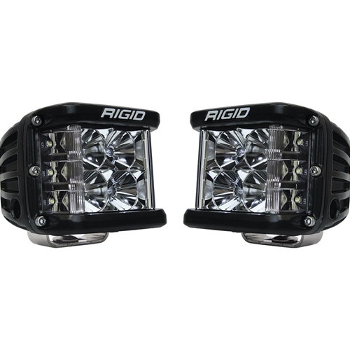 Rigid Industries Flood Surface Mount Pair D-SS Pro RIGID Industries