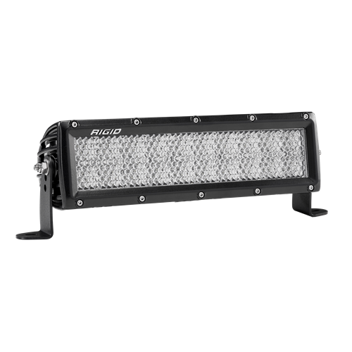 Rigid Industries 10 Inch Driving Diffused Light Black Housing E-Series Pro RIGID Industries