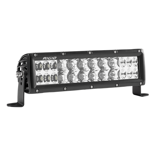 Rigid Industries 10 Inch Spot/Driving Combo Light Black Housing E-Series Pro RIGID Industries