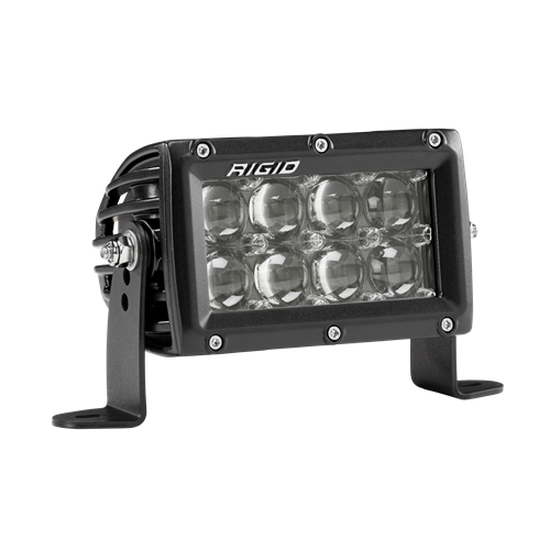 Rigid Industries 4 Inch Hyperspot Light Black Housing E-Series Pro RIGID Industries