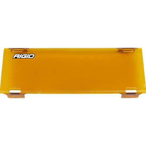 Rigid Industries 10 Inch Light Cover Amber E-Series Pro RIGID Industries