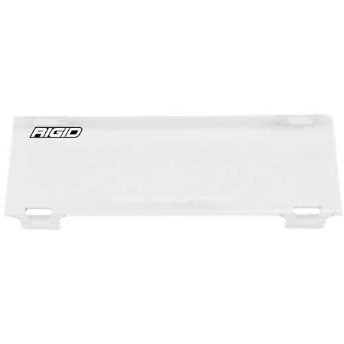 Rigid Industries 10 Inch Light Cover Clear E-Series Pro RIGID Industries