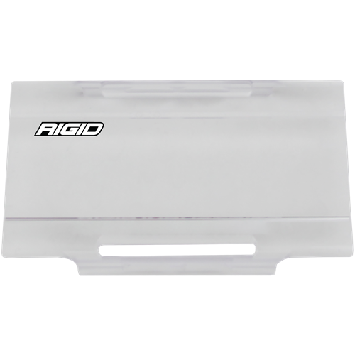 Rigid Industries 6 Inch Light Cover Clear E-Series Pro RIGID Industries