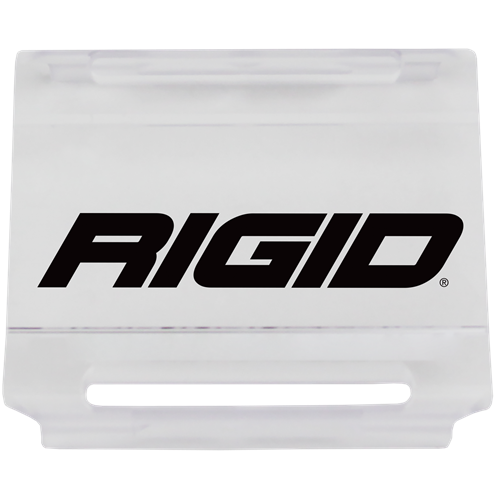 Rigid Industries 4 Inch Light Cover Clear E-Series Pro RIGID Industries