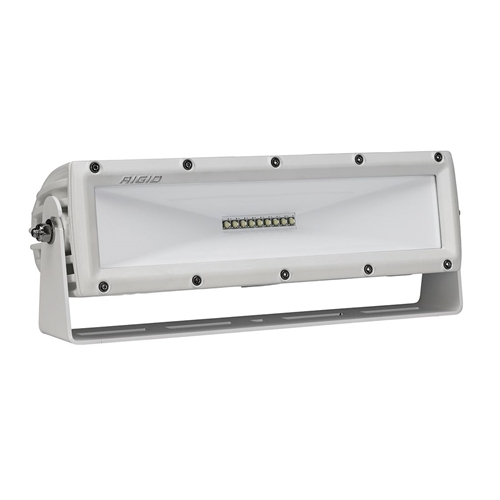 Rigid Industries 2x10 115 Degree DC Power Scene Light White Housing RIGID Industries