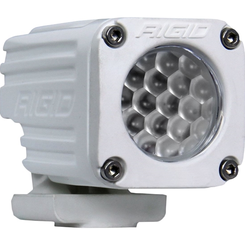 Rigid Industries Ignite Diffused Surface Mount White Housing Ignite RIGID Industries