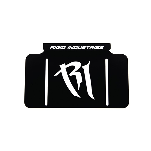 Rigid Industries Rigid License Plate Mount RIGID Industries