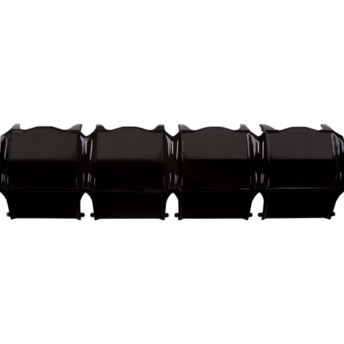 Rigid Industries 10 Inch Lens Cover Adapt Black RIGID Industries
